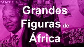 Grandes Figuras de África - Ângela Coutinho