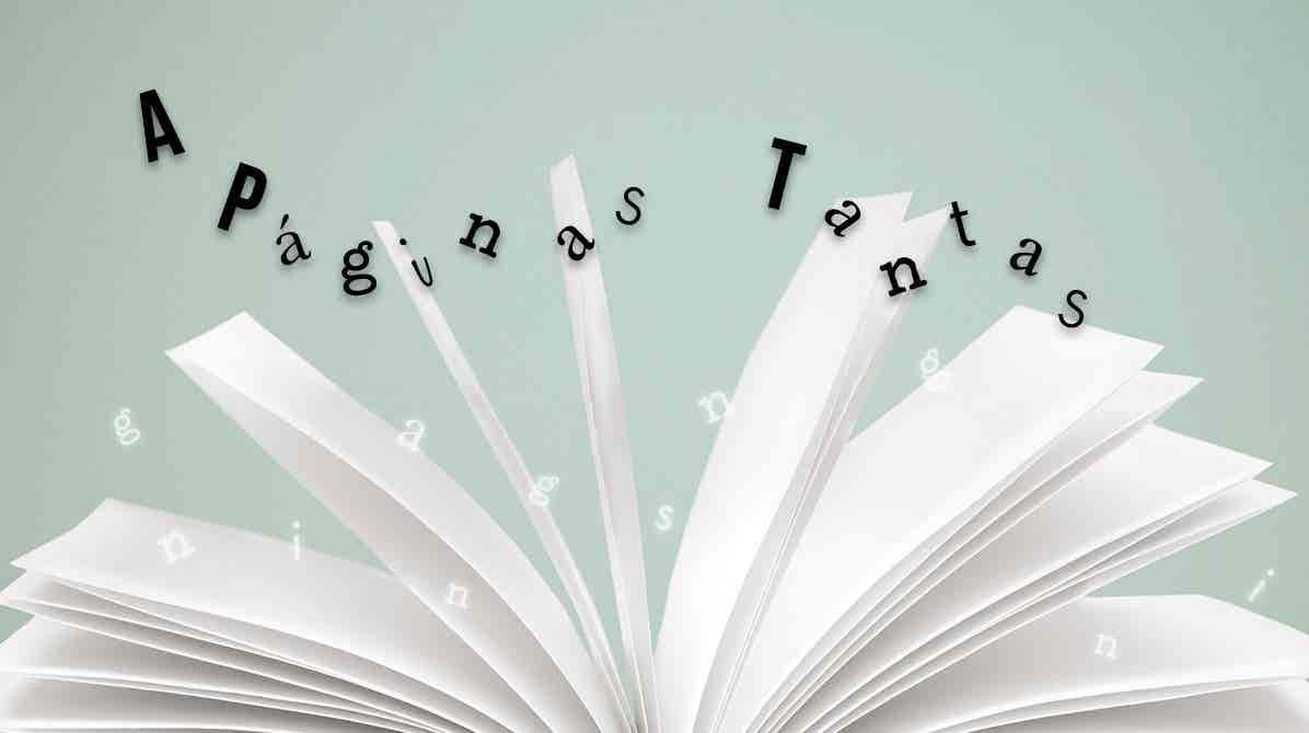 A páginas tantas... Leitura para fér...