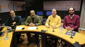 E Deus Criou o Mundo - Apostasia Apresentado por Henrique Mota, com Isaac Assor, Pedro Gil e Khalid Jamal