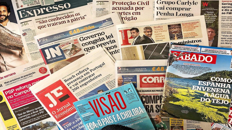 Revista de Imprensa Portuguesa