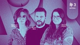 Domínio Público - Emicida; Festa DAnaia; Sombra; Pedro de Tróia; novos podcasts