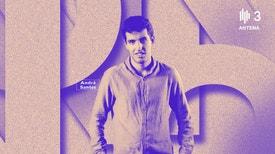 A3 - 15h/17h (Fim de Semana) - Domingo com André Santos