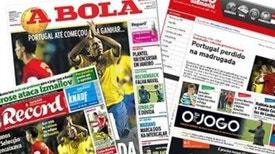 Revista da Imprensa Desportiva - Revista de imprensa desportiva