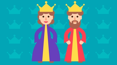Reis e Rainhas