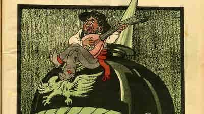 Há 100 Anos - Onde se fala da possibilidade de uma guerra civil em Portugal e do direito de voto das mulheres espanholas.