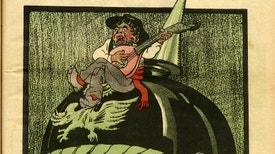 Há 100 Anos - Onde de fala de uma notícia do jornal A República contra os açambarcadores de carvão e se comenta desacatos vários, saboreando a música de César Franck.