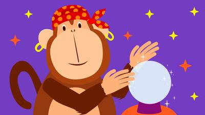 Vicente, o Macaco Vidente