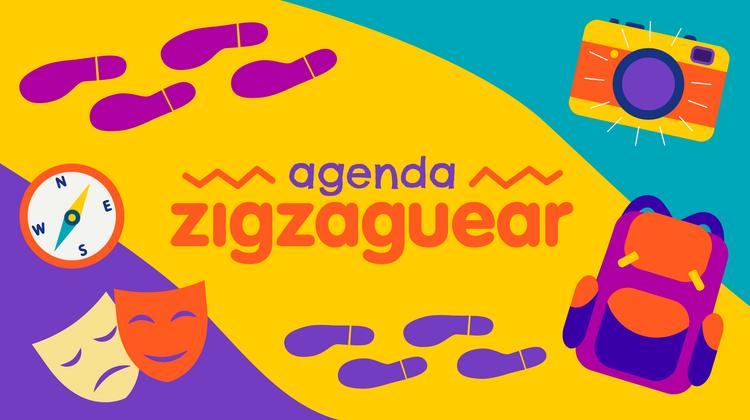 Agenda Ziguezaguear - 18 de março