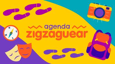 Agenda Ziguezaguear - Agenda Ziguezaguear - 14 de janeiro