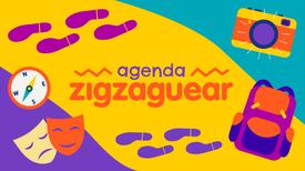 Agenda Ziguezaguear - Agenda Ziguezaguear - 8 de abril