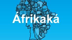 Afrikaká - Wilson de Almeida nasceu em São Tomé e Príncipe e vive em Portugal há 10 anos anos.