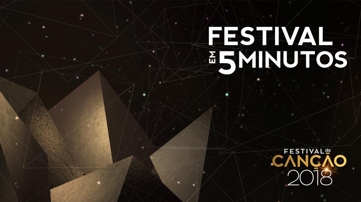Festival em 5 Minutos