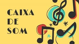 Caixa de Som - Tema: A Velha da Cacalhada c/ Rui Camacho e Lídia Araújo (Xarabanda)