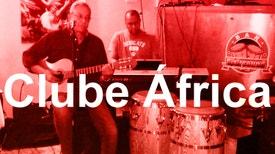 Clube Africa - Noite de improviso para sonoridades que vão da música africana ao jazz .O anfitrião é o pianista cabo-verdiano , Lúcio Vieira. Ao Vivo no Espaço Djairsound