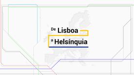 De Lisboa a Helsínquia - Ep. 27 - Grécia