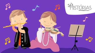 Play - Pequenas Histórias de Grandes Músicos