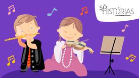 Pequenas Histórias de Grandes Músicos - Mozart III