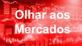 Olhar aos Mercados - Informação sobre as várias bolsas de valores monetários de 2ª a 6ªfeira às 17h10