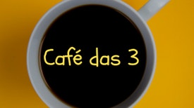 Café das 3 - Vítor Sobral fala sobre canela.
