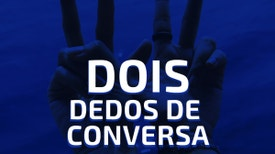 """Dois dedos de conversa - Major Tiago Gonçalves - Autor do Livro: """"Quatro flagelos que ameaçam Portugal"""""""