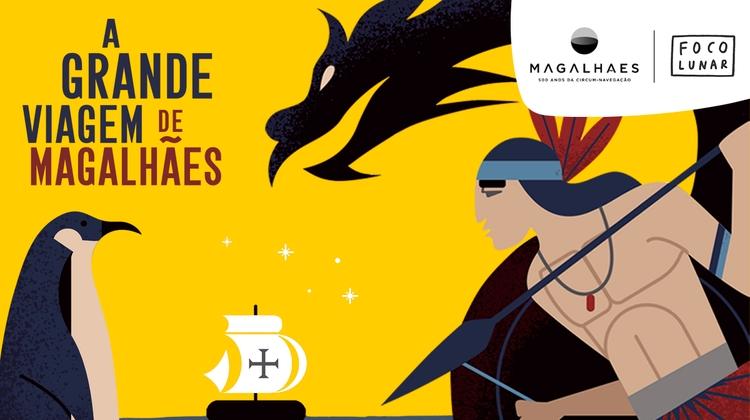 A Grande Viagem de Magalhães