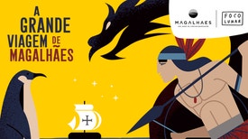 A Grande Viagem de Magalhães - Ep.30 - O Homem e o seu Feito