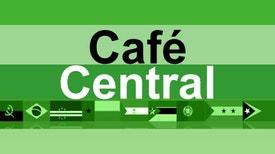 Café Central - José da Silva. Ou Djó da Silva como também é conhecido.