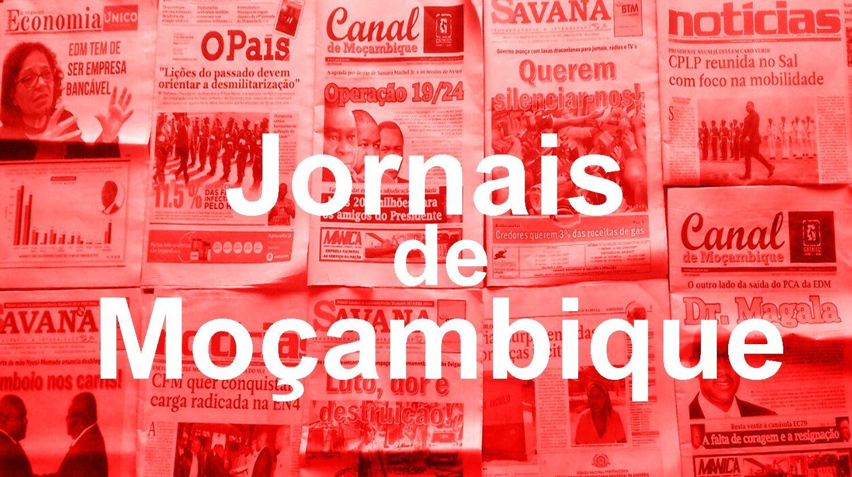 Jornais de Moçambique