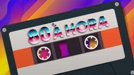 """80 à hora - Em destaque, o início da televisão a cores em Portugal, o nascimento do """"Cartão Jovem"""" e o filme """"ET"""". Na música In Loco, Paulo Gonzo, Karamuru e muitos mais."""