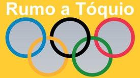 Rumo a Tóquio - Chegou o Dia do Inicio dos Jogos