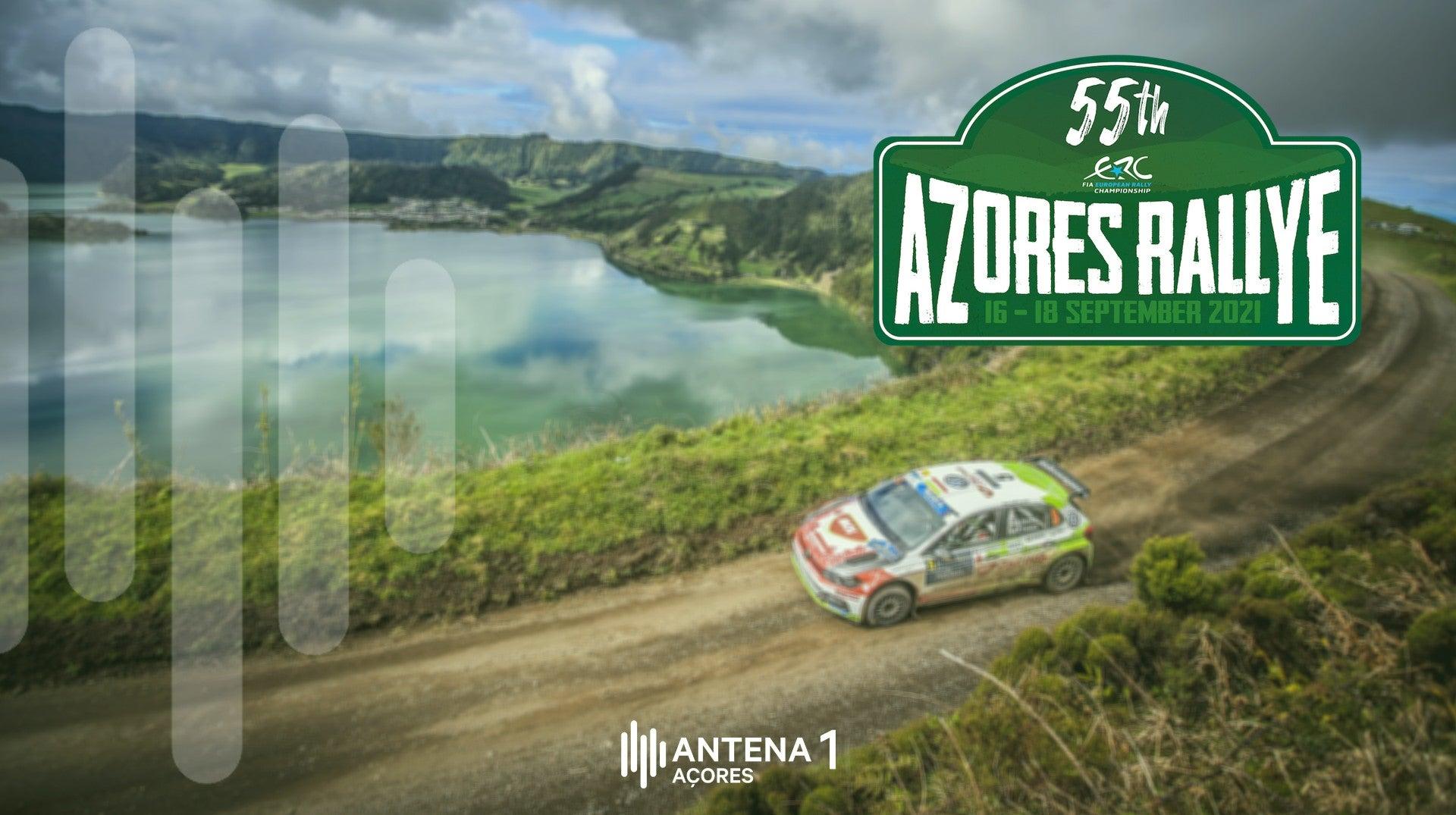 55th Azores Rallye - Emissão Especial