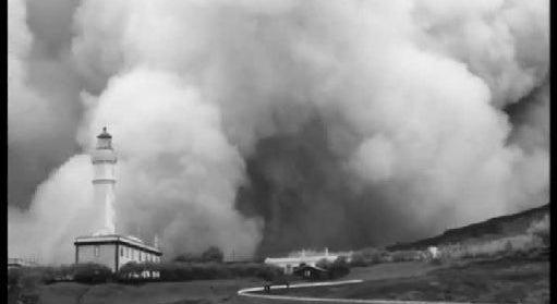 Erupção do Vulcão dos Capelinhos