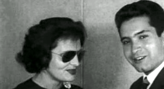 Amália Rodrigues regressa do Brasil