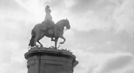 A Estátua de D. José I