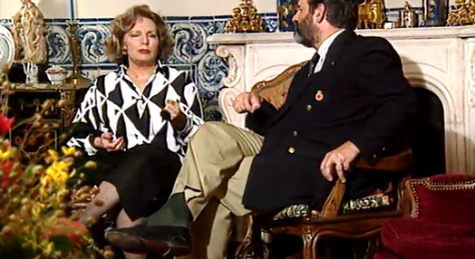 Amália Rodrigues Conversa com José Pracana