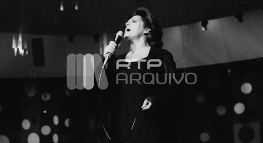Amália Rodrigues no Casino do Estoril