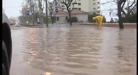 Causas da Aluvião na Ilha da Madeira