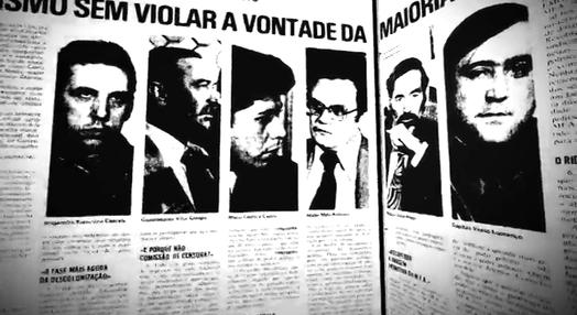 """Dicionário de Abril: Letra G de """"Grupo dos Nove"""" e de """"Grândola, Vila Morena"""""""