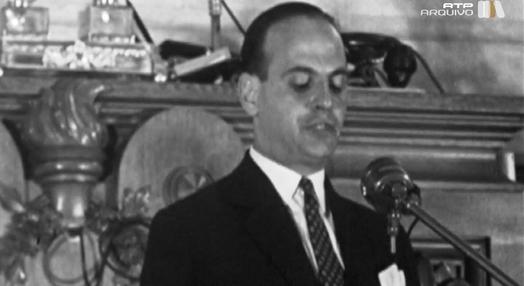 Discurso de José Hermano Saraiva no 10 de Junho de 1961