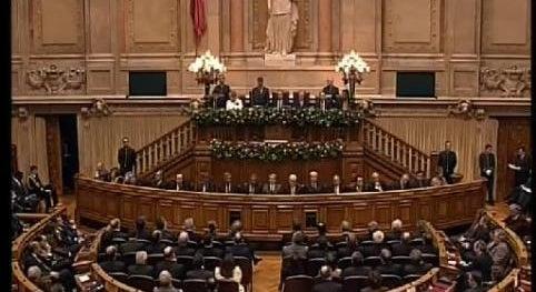 Discurso de posse de Cavaco Silva como Presidente da República