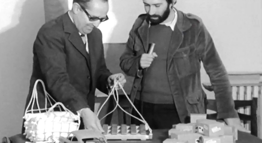 Dois Inventores Apresentam o seus Trabalhos