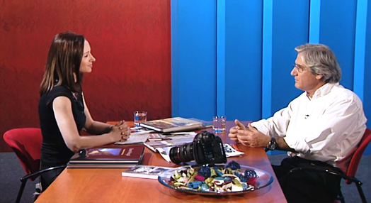 Entrevista a Rui Ochoa