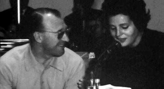 Entrevistas a Amália Rodrigues e Norrie Paramor