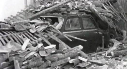 Evocação do Sismo de 1969