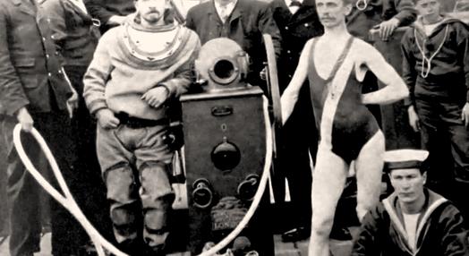 História da Exploração Submarina