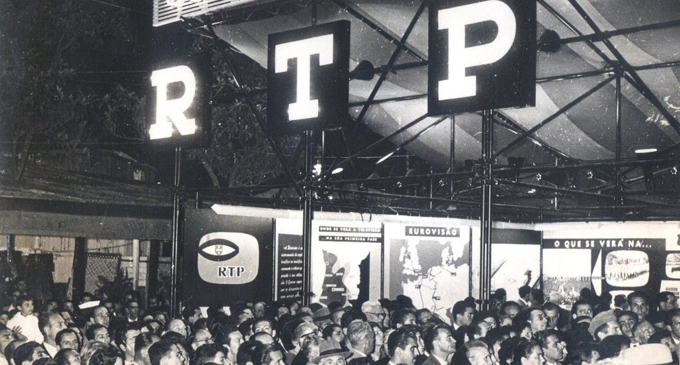 História da RTP