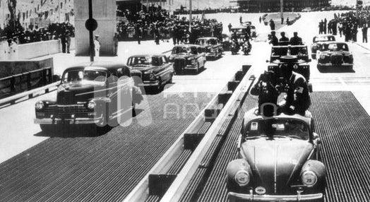 Inauguração da Ponte Salazar