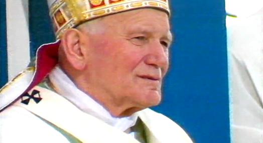 João Paulo II em Lisboa