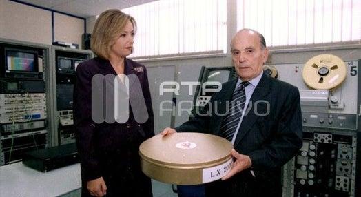 José Hermano Saraiva no Arquivo da RTP