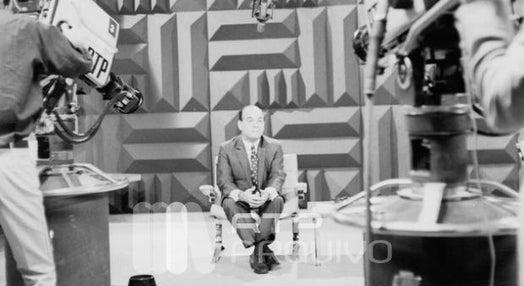 """José Hermano Saraiva no Programa """"O Tempo e a Alma"""""""